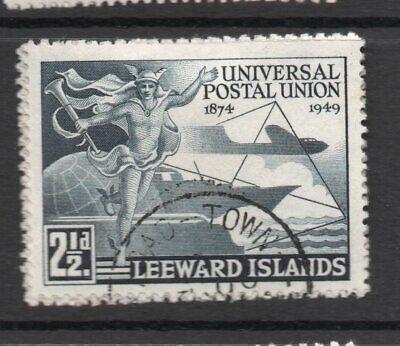 Leeward I.  1949 UPU set fine used