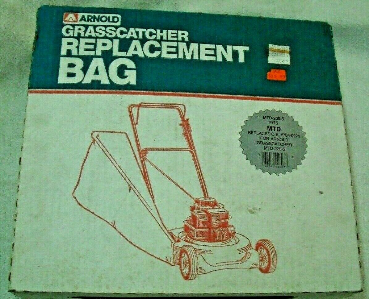 Arnold Grass Catcher Replacement Bag MTD-205-S Replaces #764
