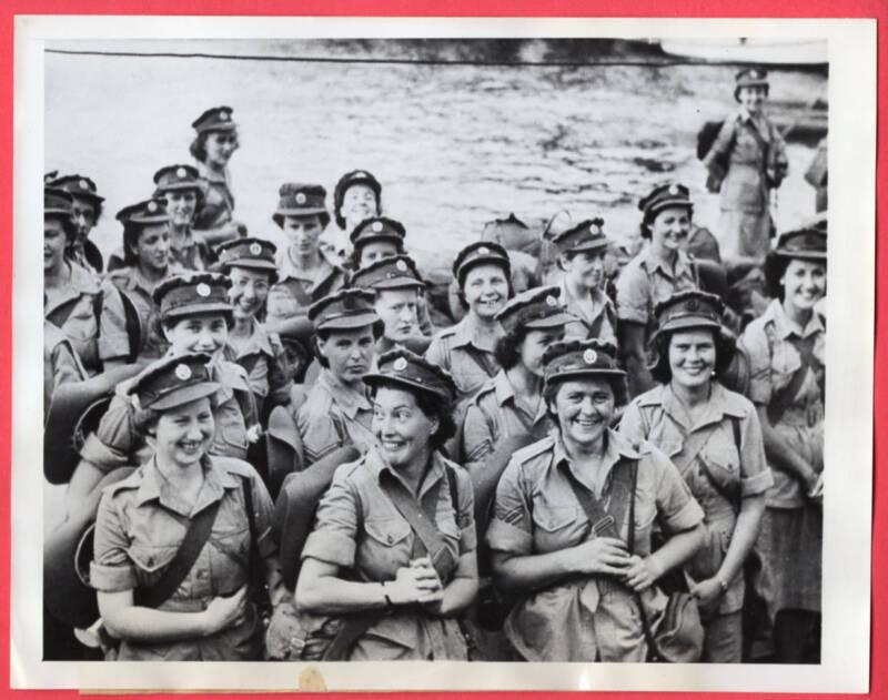 1945 British Women