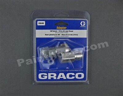 Graco 235-486 Or 235486 Adjustable 180 Nozzle Swivel 78 Oem