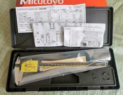 New Mitutoyo 0-8 0-200mm Digital Digimatic Vernier Caliper 500-197-30