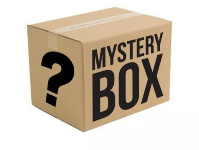 Mystery Fishing Tackle Box!!! *Freshwater* Guarantee $50 At Retail Cost