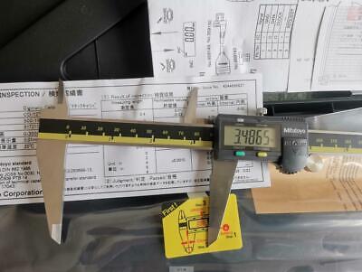 0-12 0-300mm Absolute Digimatic Caliper Mitutoyo 500-193 New 0.00050.02