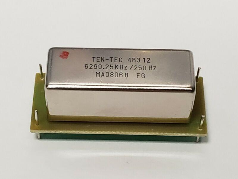 TEN-TEC 48312 6299.25KHz / 250 Hz FILTER
