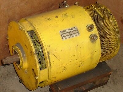 Sls1b12 Elwell - Parker Dc Motor Part 32-57 8053mo