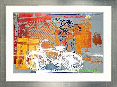 Robert Rauschenberg (1925-2008), Overseas Cultural Interchange, 1991