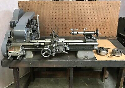 South Bend 9 Precision Lathe Model A 644z Fully Re-furbished