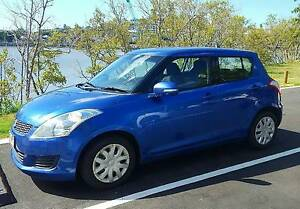 2011 Suzuki Swift Hatchback - Automatic Bulimba Brisbane South East Preview