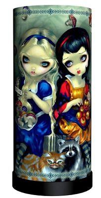 - LOVELY Pretty Cinderella Sleeping Beauty Childrens Kids Bedside Table Lamp Light