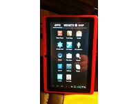 ANDROID TABLET, GREAT FOR KID OR BEGINNER