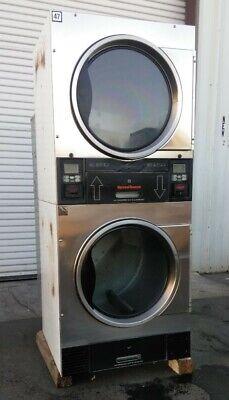 Speed Queen Stack Dryer Card Reader 30 Lbs 1ph 120v Sn R0006000040. Refurb.