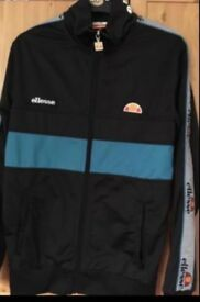 Ellesse zip up jacket size small