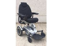Invacare Pronto Air Power Chair Large wheelchair Mobility Scooter