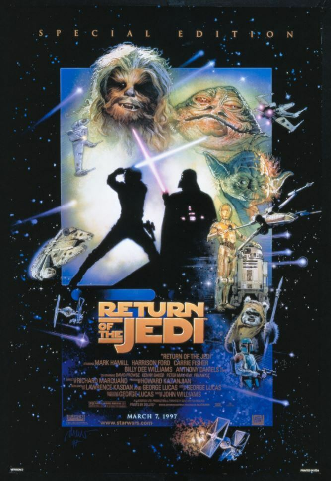 Star Wars Episode VIII The Last Jedi Movie Poster Luke v4 24x36 - Mark Hamill