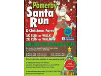 Pomeroy Santa Run and Christmas Craft Fayre