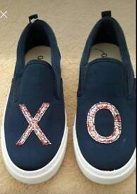 Brand new girls shoes/trainers size c12