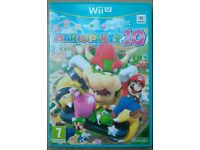 Mario Party 10 Nintendo Wii U game