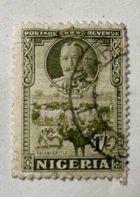 Nigeria #45 Used Cattle