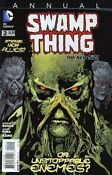 Swamp Thing 2 New 52
