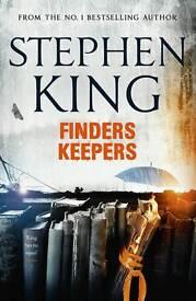 Finders Keepers Stephen King Paperback