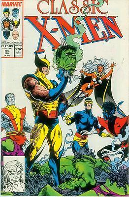Classic X-Men # 30 (reprints X-Men 124) (USA, 1989)