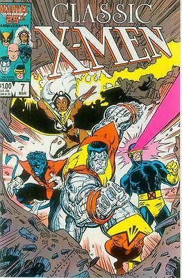 Classic X-Men # 7 (reprints X-Men 99) (USA, 1987)