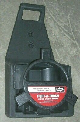 Genuine Harris Port A Torch Carrying Case For Oxygen Acetylene Tanks Torch