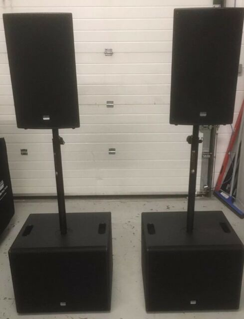 Dap Audio Drx 10a 15ba Dj Pa Speakers Active Nt Rcf Fbt Jbl System weekend  price drop only | in Bedford, Bedfordshire | Gumtree