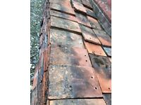 Kent peg tiles in good condition