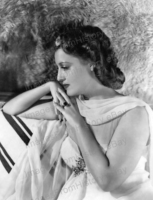 8x10 Print Jeanette MacDonald Beautiful MGM Portrait 1930's #JMMG
