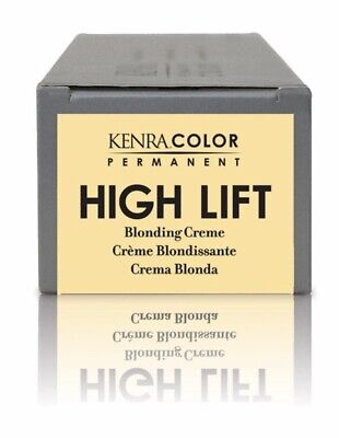 Kenra Professional Permanent Hair Color High Lift - Blonding Creme 85g