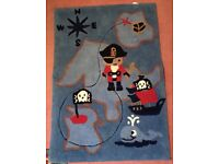 Next kids pirate rug or play mat. Great condition.