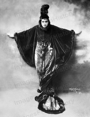 8x10 Print Theda Bara Costumed Portrait by Mishkin New York  #1a111