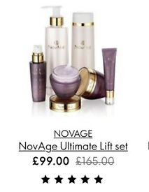 NoveAge Ultimate Lift Set