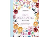 Cake decorating book by Giovanna Torrico