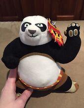 Kung Fu Panda - small plush toy Beaumaris Bayside Area Preview