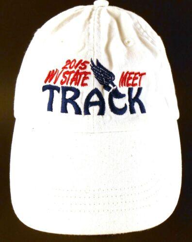 2015 WV West Virginia State Track Meet Strapback Cap Hat