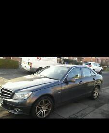 Mercedes benzene c220