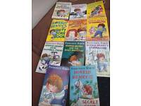 Horrid Henry bundle excellent looked after condition