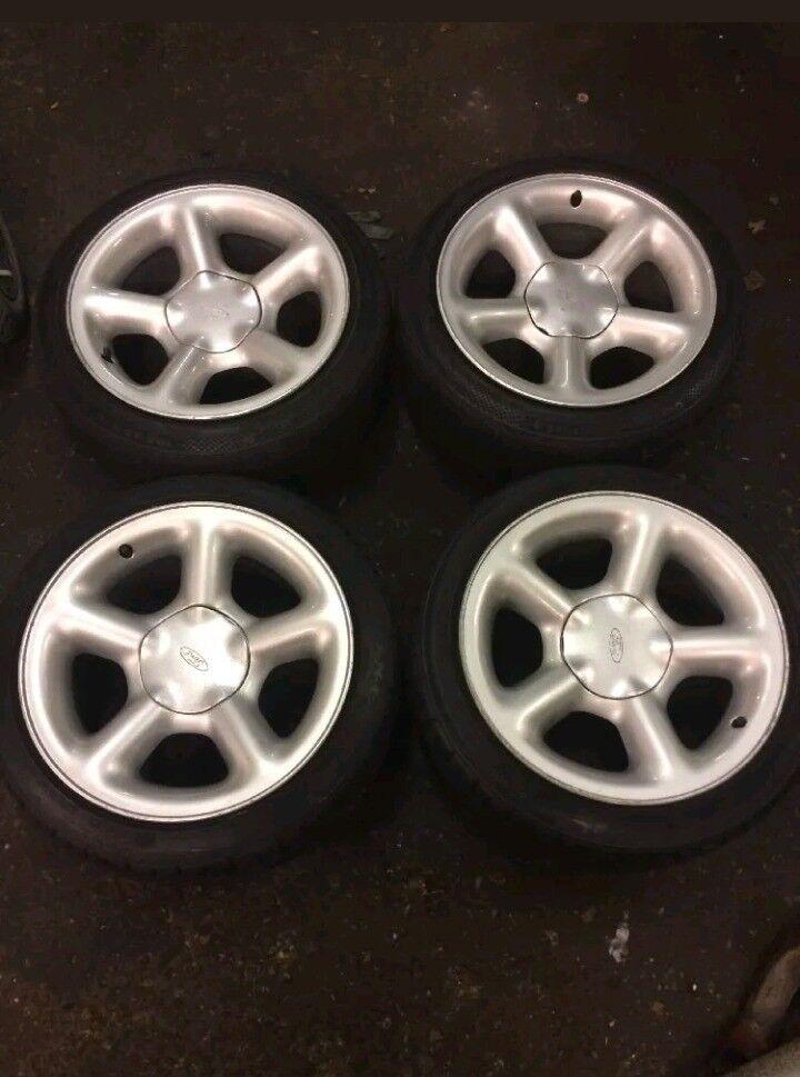 Ford escort cosworth wheels 4x108 8x16