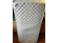 Cot mattress - very good condition
