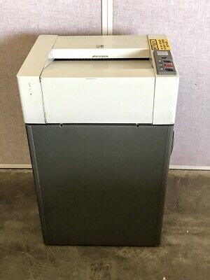 Ideal Destroyit 4001b Industrial 6mm Strip Cut Paper Shredder Made In Germany