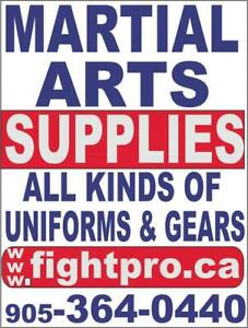 MARTIAL ARTS SUPPLIER, MANUFACTURER, IMPORTER DISTRIBUTOR,,WHOLESALE &RETAIL UPTO 75%OFF (905) 364-0440 WWW.FIGHTPRO.CA