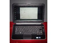 Dell e5420, i5-2520m 2.50GHz, 8GB RAM, 500GB HDD, Win 7 ultimate.
