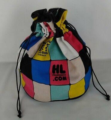 Harajuku Lovers Fragrance Draw String Lined Tote Bag    P4