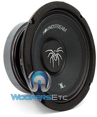 Sme.658 Soundstream 6.5 170w 8 Ohm Pro Audio Midrange Midbass Speaker Sme658