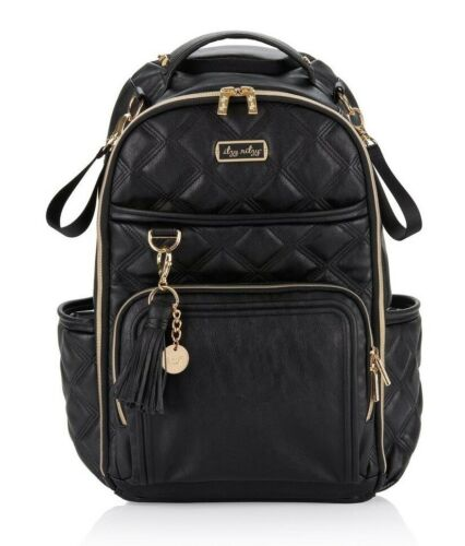 Itzy Ritzy Boss Plus Large Baby Diaper Bag Backpack with Changing Pad Mystic NEW