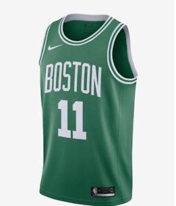 Nike Authentic Kyrie Irving Boston Jersey XXG