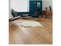 Chepstow Rustic Lacquered Oak Wood Flooring