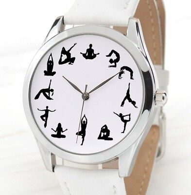Yoga Watch for Man and Woman | Unique Jewelry | Best Cool Exlusive Gift (Best Silver Polish For Jewelry)
